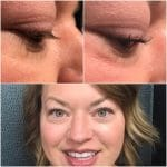 eyelash lift and tint perfect image salon